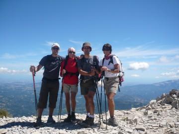 Parco Nazionale dei Monti Sibillini:MONTE VETTORE (2476m)